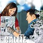 David Alpay and Rachel Boston in Ice Sculpture Christmas (2015)