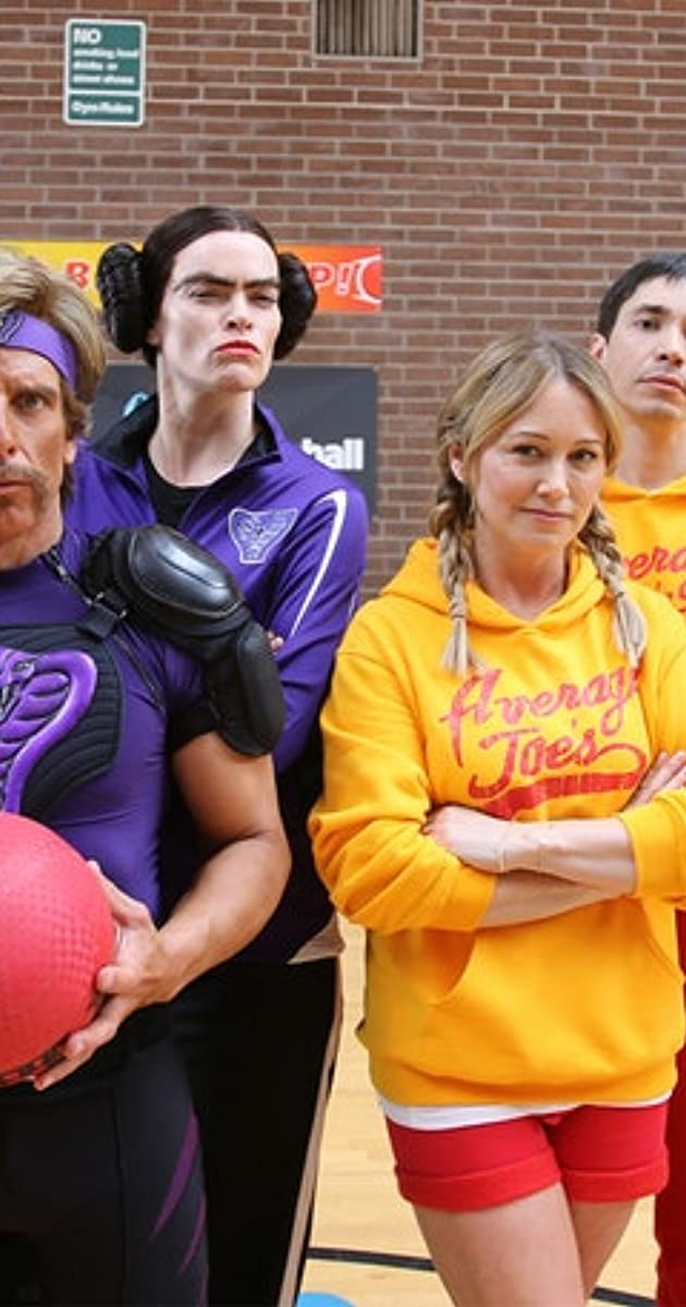 Play Dodgeball With Ben Stiller Video 2017 Imdb