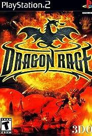 Dragon Rage Poster