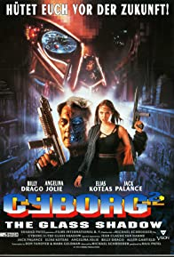 Primary photo for Cyborg 2: Glass Shadow
