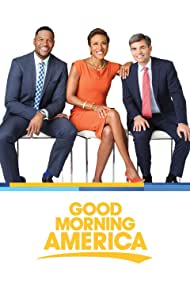Robin Roberts, George Stephanopoulos, and Michael Strahan in Good Morning America (1975)