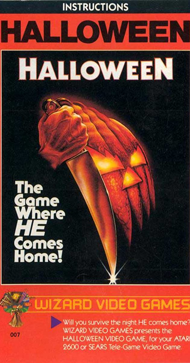 Halloween (Video Game 1983)   IMDb