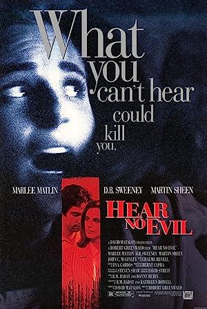 Where to stream Hear No Evil