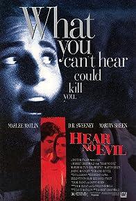 Primary photo for Hear No Evil