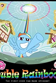 Double Rainboom Poster