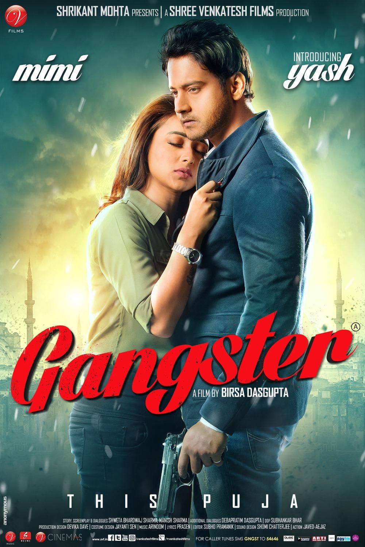 Gangster (2016) Bengali 720p HEVC HDRip x265 AAC ESubs Full Bengali Movie 700MB Download