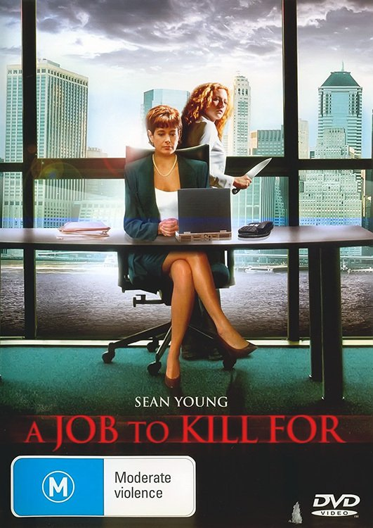 Sean Young and Georgia Craig in A Job to Kill For (2006)