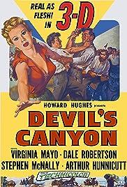 Devil's Canyon Poster