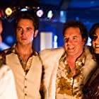 Justin Chatwin, Romina D'Ugo, and Paul Doucet in Funkytown (2011)