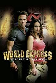 World Express - Atemlos durch Mexiko Poster