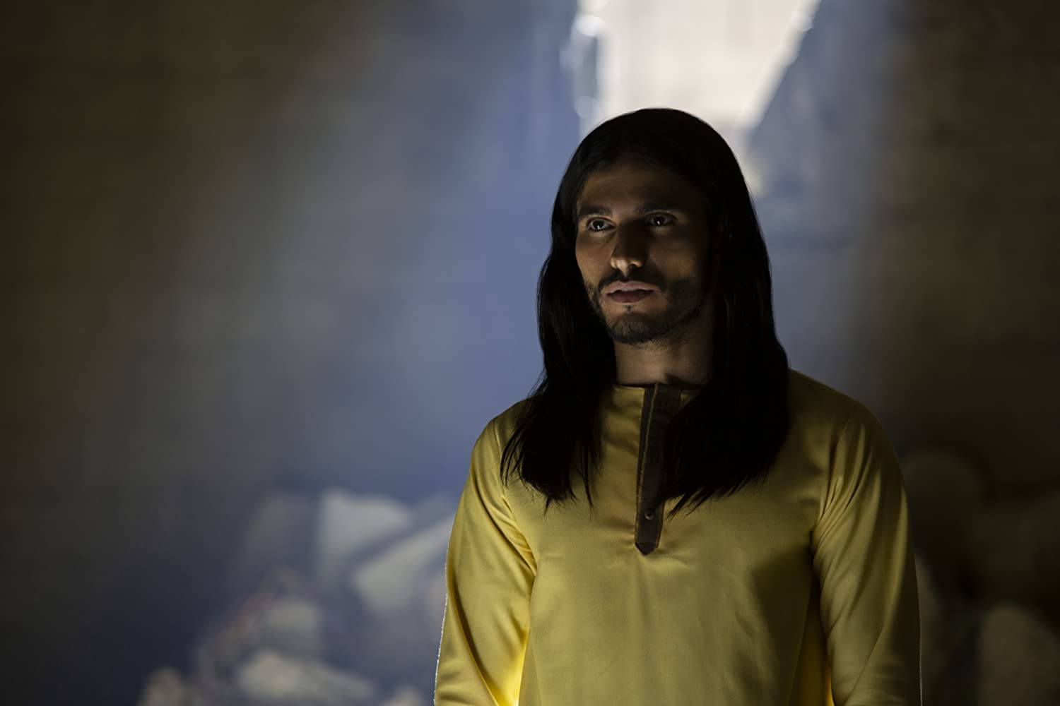 Mehdi Dehbi in Messiah (2020)