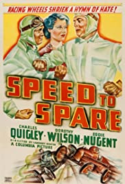 Speed to Spare Poster