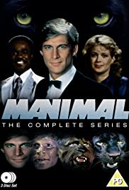 Manimal Poster - TV Show Forum, Cast, Reviews