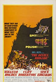The Devil's Brigade (1968) Poster - Movie Forum, Cast, Reviews