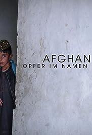 Les Afghans sacrifiés au nom de la paix Poster