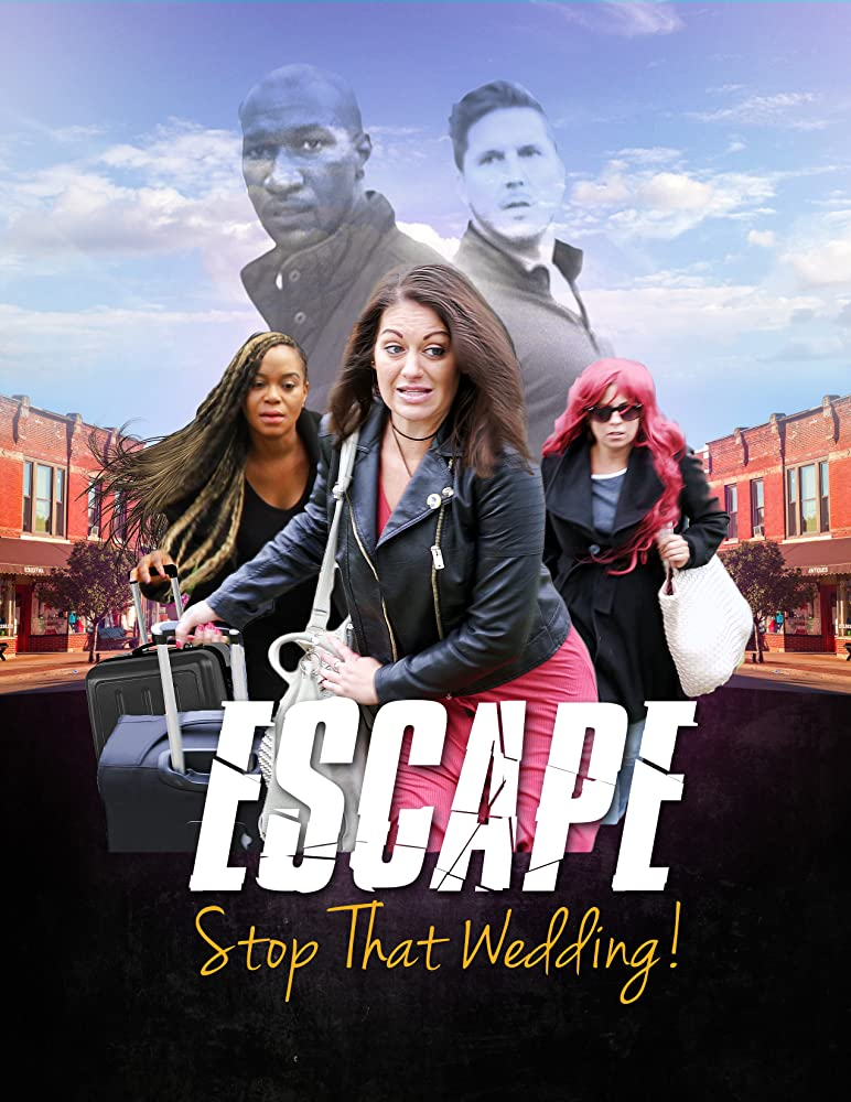 Escape – Stop That Wedding 2019 English 720p HDRip 800MB Download