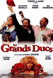 Les grands ducs Poster