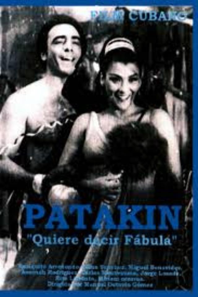 ¡Patakín! quiere decir ¡fábula! ((1985))