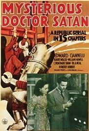 Dr. Satan's Robot Poster