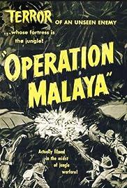 Operation Malaya Poster
