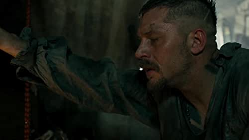A new eight-part drama series executive produced by Tom Hardy alongside Ridley Scott and the show's creator Steven Knight.