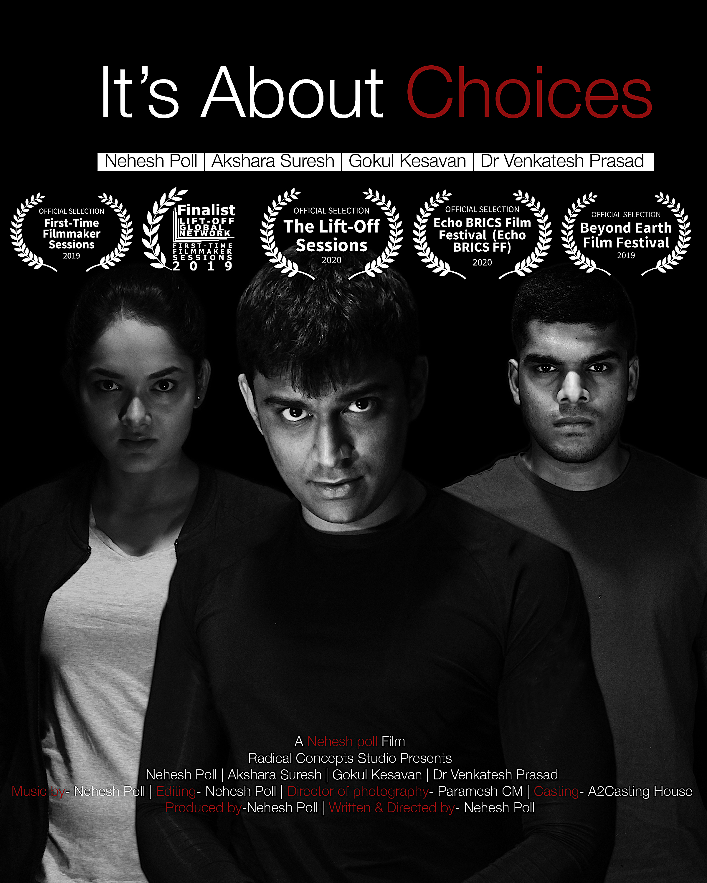 It's About Choices 2020 English 300MB AMZN HDRip ESubs Download