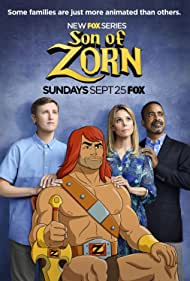 Tim Meadows, Cheryl Hines, Jason Sudeikis, and Johnny Pemberton in Son of Zorn (2016)