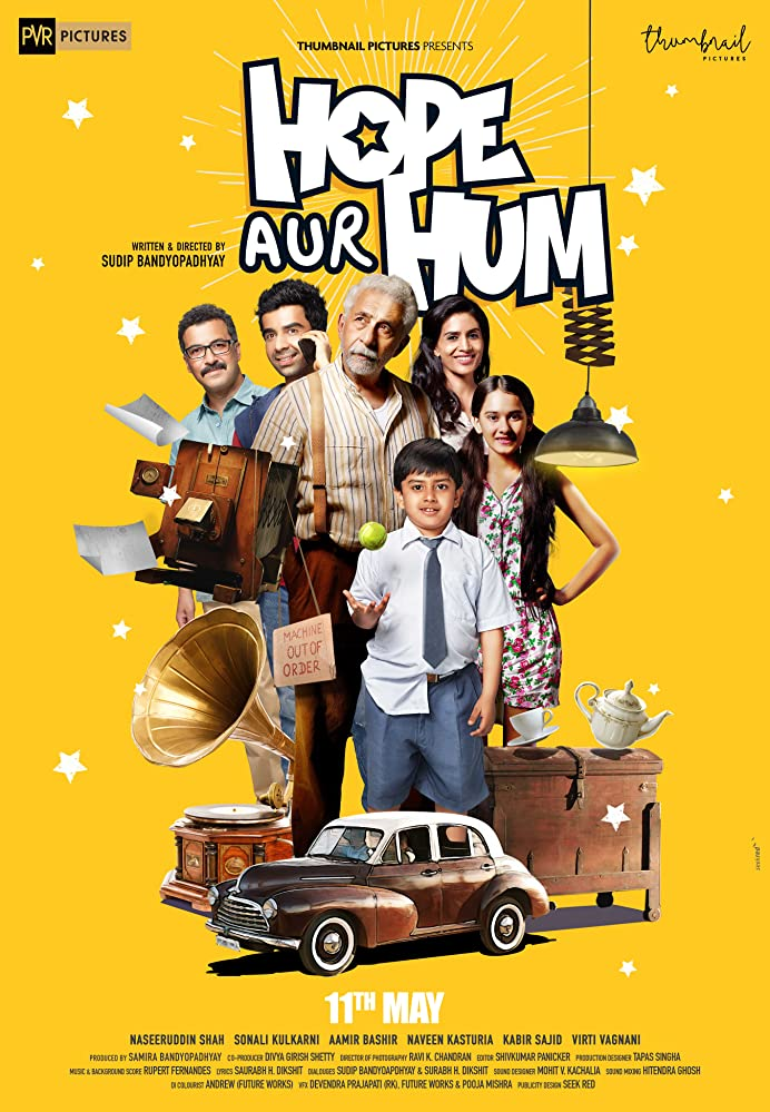 Hope Aur Hum (2018) Hindi Movie 480p HDRip 300MB