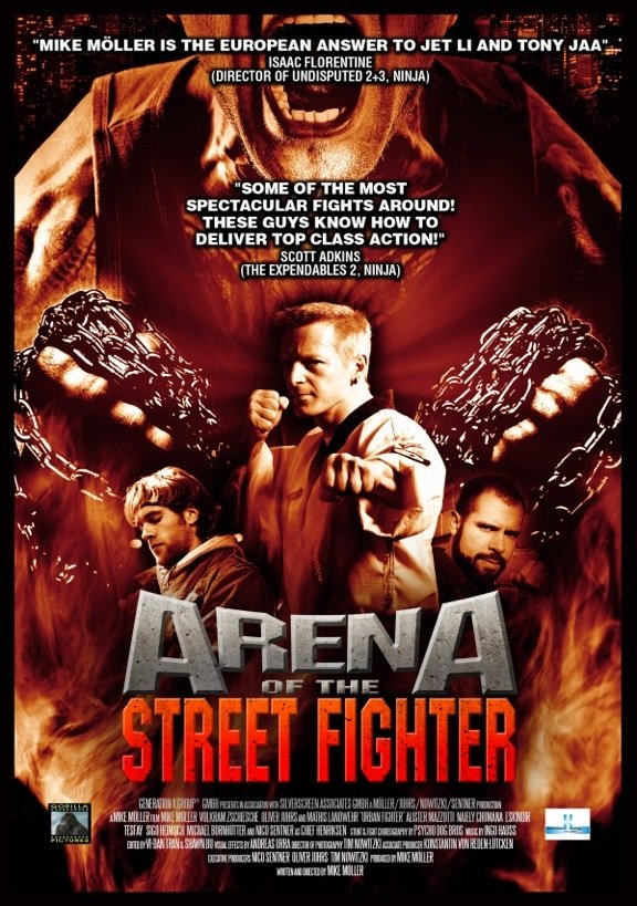 Arena of the Street Fighter (2013) - IMDb