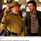 Robin Williams and Shawn Levy in Night at the Museum: Secret of the Tomb (2014)