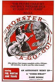 Monster a Go-Go Poster - Movie Forum, Cast, Reviews