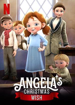 Where to stream Angela's Christmas Wish