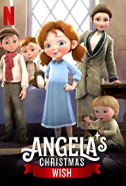 Angela's Christmas Wish (2020) Full Movie HD
