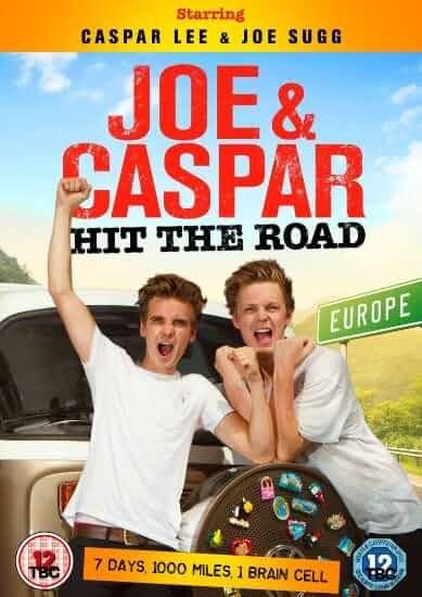 Joe & Caspar Hit the Road