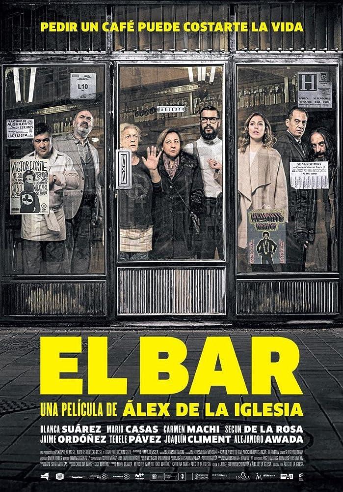 فيلم The Bar مترجم