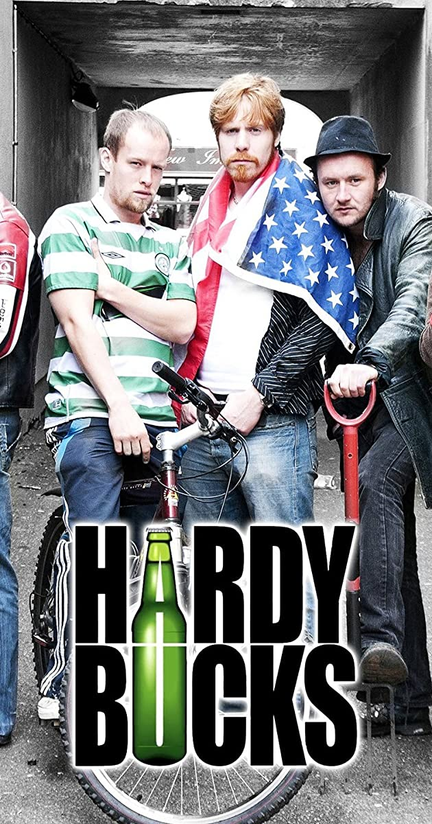 hardy bucks season 3 dvd