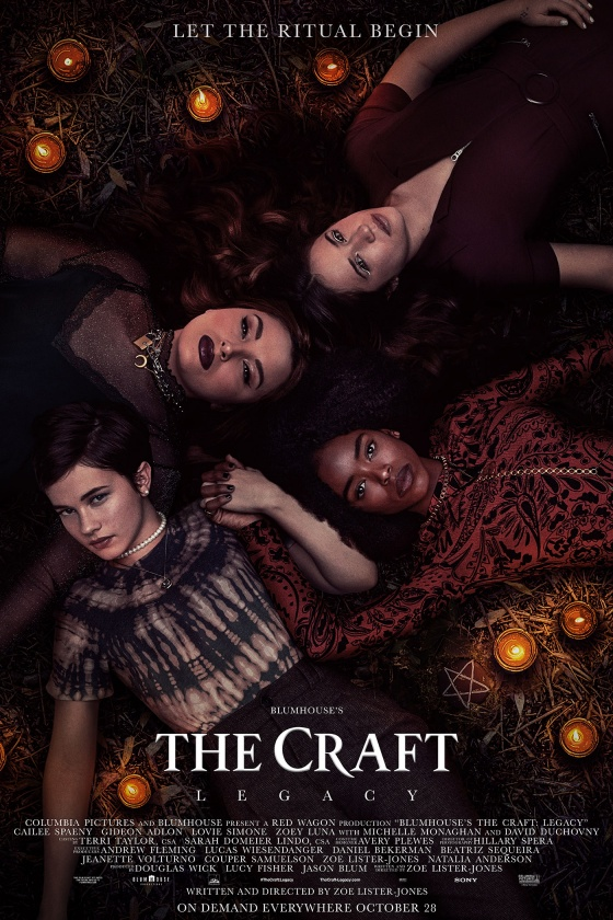 The Craft: Legacy 2020 English 300MB HDRip Download