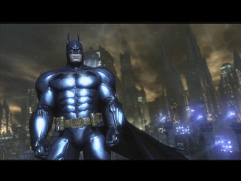 the Batman: Arkham City full movie download in italian