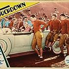 Nathan Barragar, Bruce Bennett, Morley Drury, George Dye, Peggy Shannon, Charles Starrett, and Marger Aspit in Touchdown! (1931)