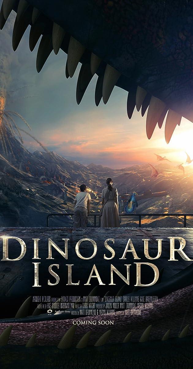 Subtitle of Dinosaur Island