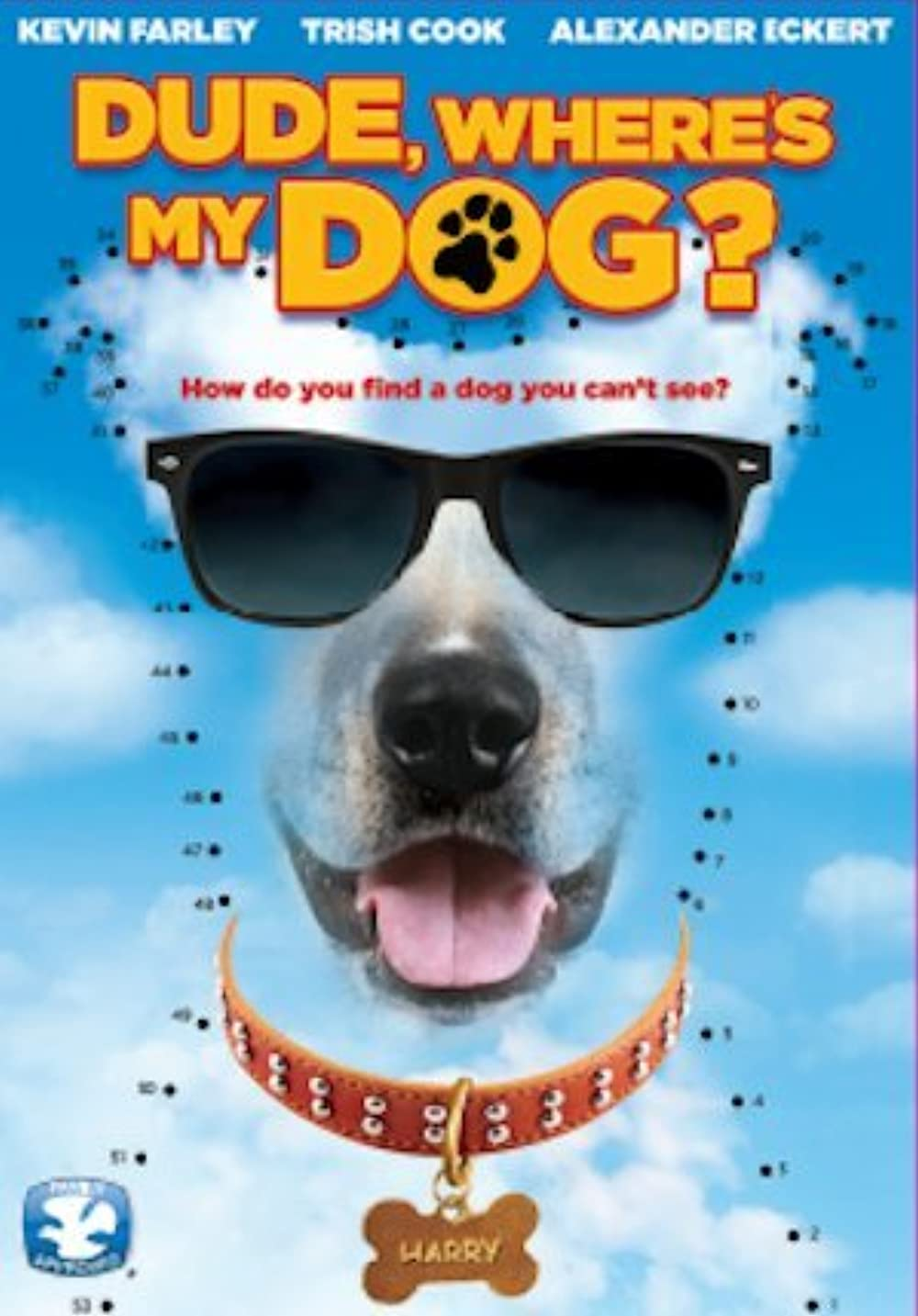 Dude Wheres My Dog 2014 Hindi Dubbed 250MB HDRip Download