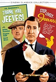 Thank You, Jeeves! Poster