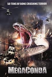 Megaconda Poster