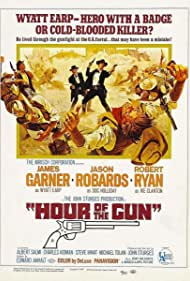 Hour of the Gun (1967) Poster - Movie Forum, Cast, Reviews