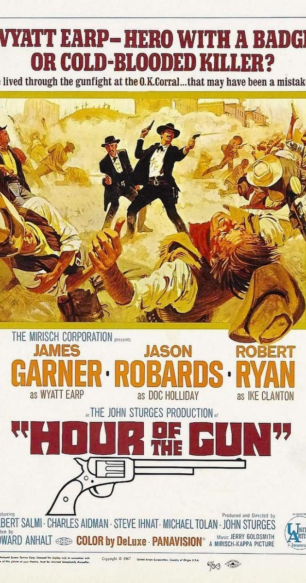 Subtitle of Hour of the Gun
