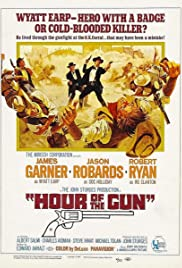 Hour of the Gun Poster