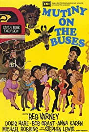 Mutiny on the Buses (1972) Poster - Movie Forum, Cast, Reviews
