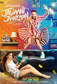 Jawaani Jaaneman (2020) Hindi 720p BluRay x264 AC3 5.1