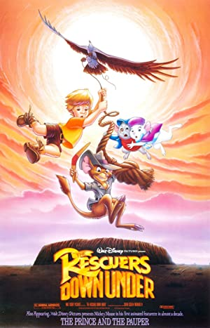 Movie The Rescuers Down Under (1990)