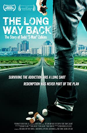Where to stream The Long Way Back: The Story of Todd Z-Man Zalkins